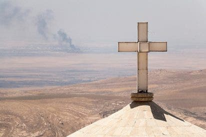 """El Papa pide el """"fin de la espiral de violencia y odio"""" en Oriente Medio"""
