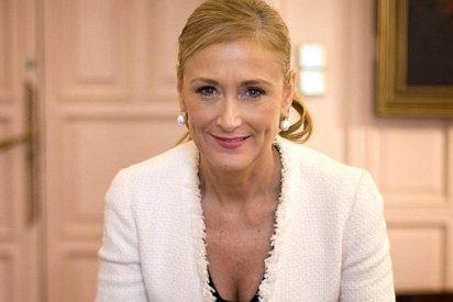 """[VÍDEO] Cristina Cifuentes: """"El PSOE madrileño quiere que Madrid sea una nación"""""""