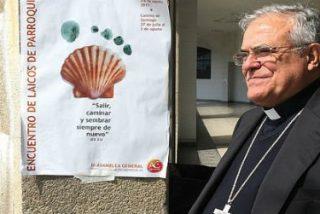 """Demetrio Fernández: """"Le pido a Santiago la unidad de España, que es un valor"""""""