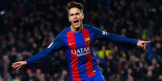 Un club de la Premier pone un ofertón para llevarse a Denis Suárez del Barça