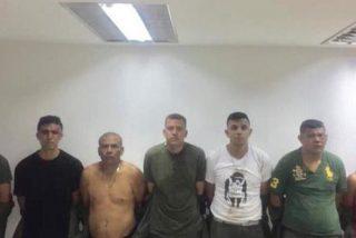 La dictadura chavista dice haber aplastado un alzamiento militar en Venezuela
