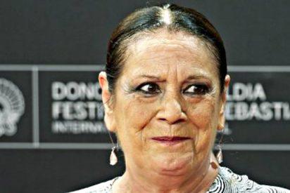 Muere la actriz Terele Pávez por un derrame cerebral