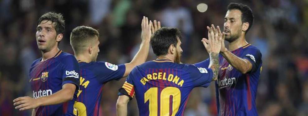El Barça planea su gran semana: dos llegadas (que pueden ser tres) y cinco salidas sonadas