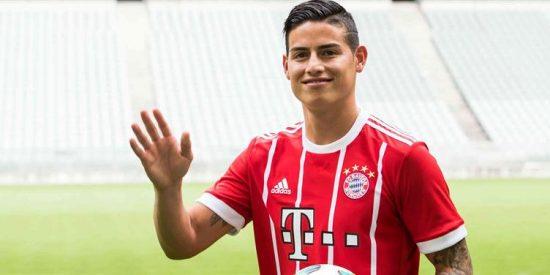 El Bayern tira de la manta: el primer 'palo' para James Rodríguez en Múnich