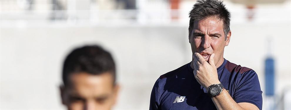 El Betis claudica ante el Sevilla y le pone un fichaje en bandeja a Eduardo Berizzo