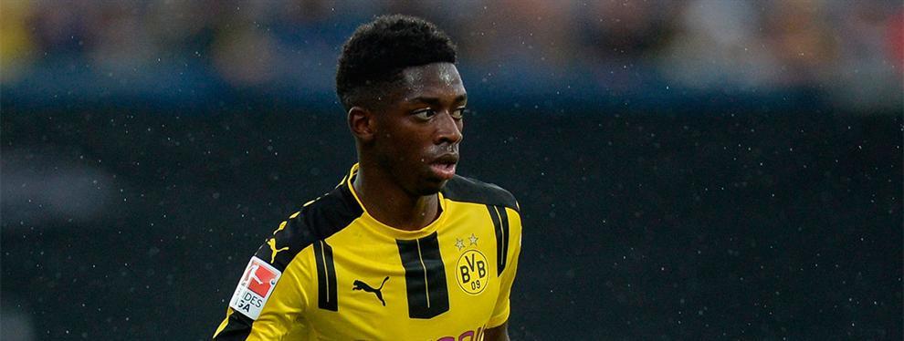 El Borussia Dortmund mete a un jugador del Barça en la operación Dembélé (y hay sorpresa)