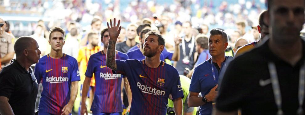 El cambio de cromos sobre la mesa del Barça para traer un crack (a cambio de otro que no imaginas)
