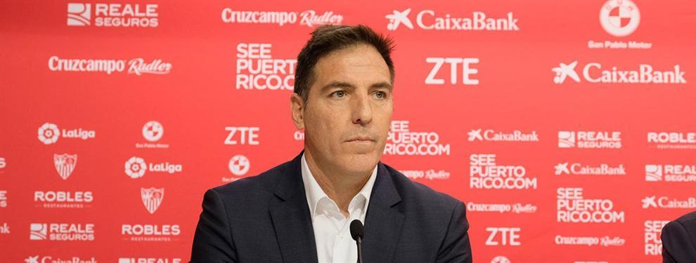 El crack chileno que puede llegar al Sevilla prácticamente gratis (Berizzo ya ha dado el OK)