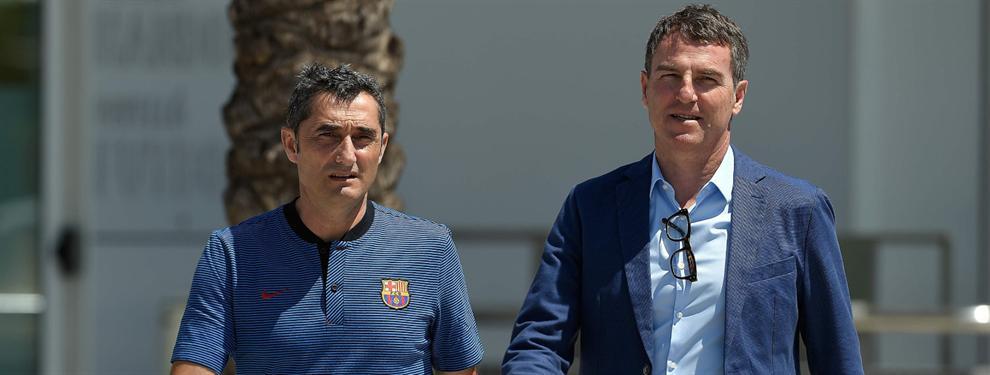 El crack del Barça que quiere largarse con Neymar (porque no aguanta a Valverde)