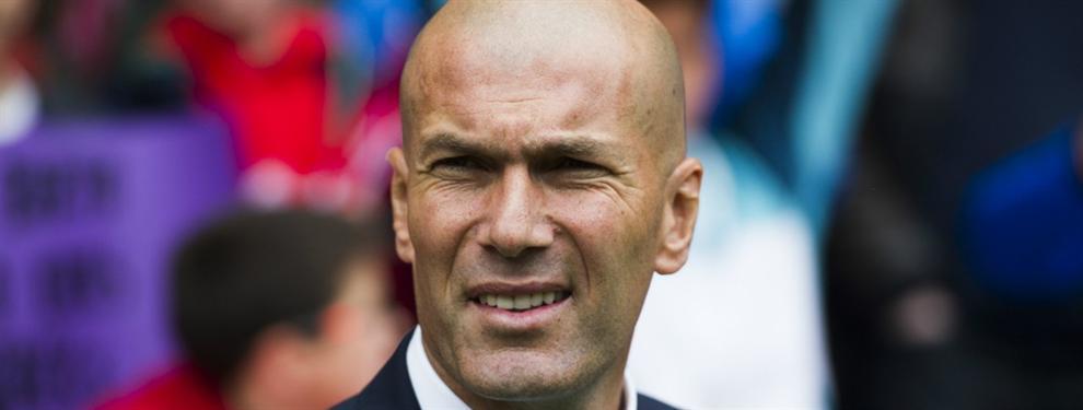 El delantero de primer nivel mundial que ha sido ofrecido al Real Madrid (y la respuesta de Zidane)