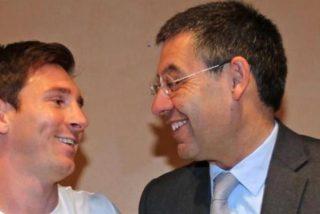 El 'doble juego' en el fichaje de Messi por el City: La estocada por la espalda a Bartomeu