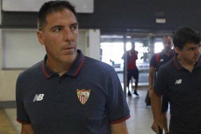 El jugador que se 'fuga' del Sevilla: el incendio que estalla en la cara de Berizzo
