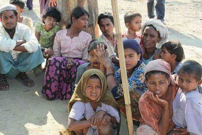 """El Papa denuncia la """"persecución religiosa"""" contra los rohingya en Myanmar"""