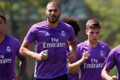 El Real Madrid fija su punto de mira en una nueva perla brasileña