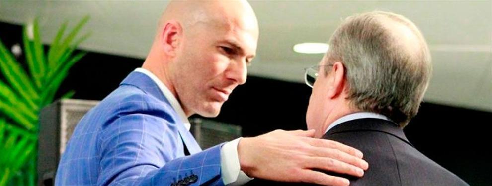 El Real Madrid ha pedido precio por un crack colombiano que no gusta a Zidane