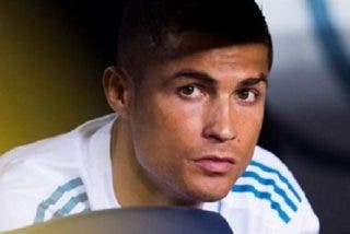 El recadito de Cristiano Ronaldo a Leo Messi en el Barça-Real Madrid de la Supercopa