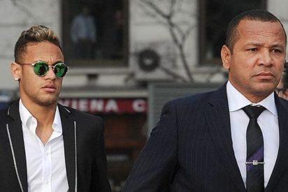 El tremendo enfado del PSG con el padre de Neymar tras las primeras declaraciones del brasileño