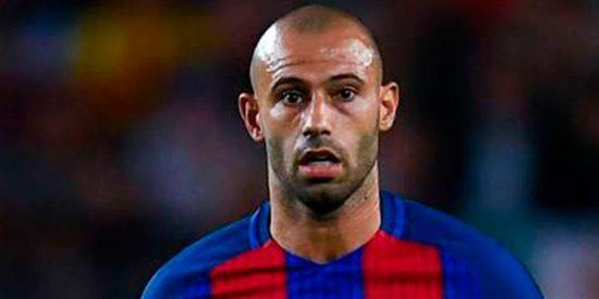 El último lío con Mascherano hace saltar por los aires un fichaje del Barça