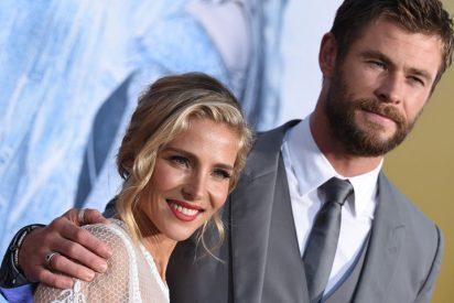 La foto de Elsa Pataky y Chris Hemsworth que revoluciona las redes sociales