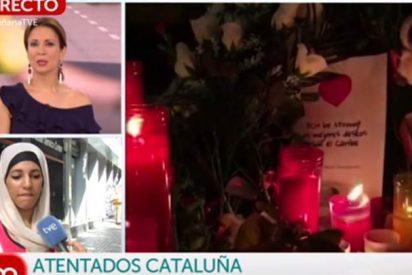 Le llueven las críticas a 'La mañana de La 1' de Silvia Jato por su entrevista a una joven musulmana