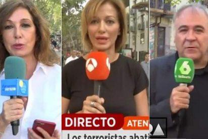 Los presentadores estrellas de todas las cadenas suspenden sus vacaciones