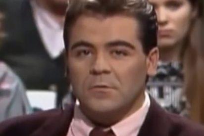 Así era Ferreras hace 27 años en sus inicios en televisión