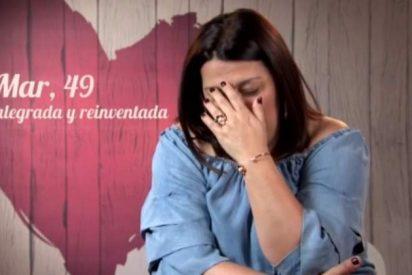 """'First Dates': Mujer acaba """"humillada"""" por cenar con un """"triste"""""""