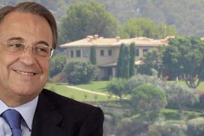 El 'viudo' Florentino Peréz vende su millonaria mansión en Mallorca