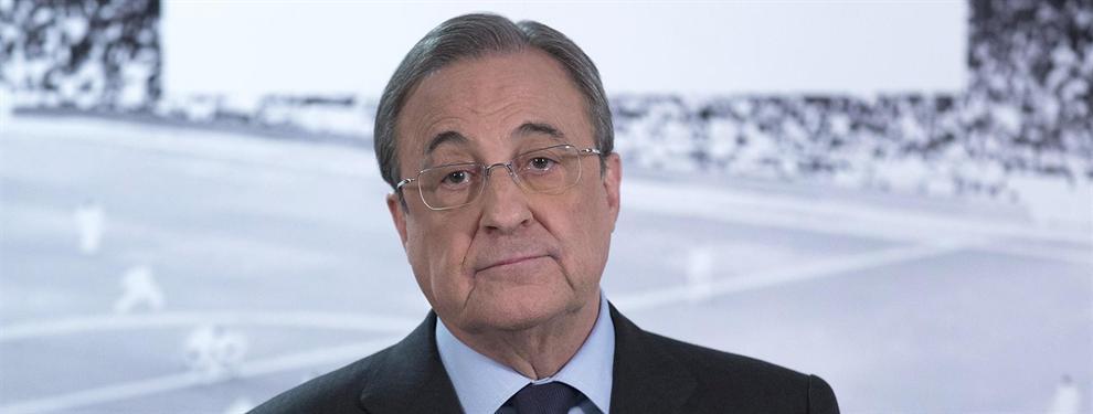 """Florentino Pérez la lía en el Madrid con un fichaje de última hora (?Es mejor que James Rodríguez"""")"""
