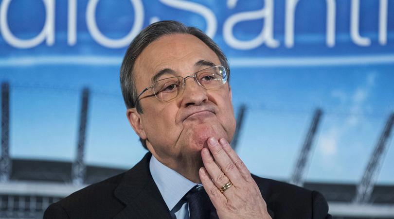 ¡Bestial! Florentino Pérez tiene más de 30 ofertas por un jugador del Real Madrid