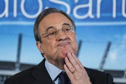 Florentino Pérez descuelga el teléfono: el pacto para atar el fichaje más bestia (con trampa)