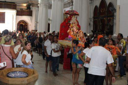 Dimite el vicario de Ceuta tras permitir una imagen de Ganesh en un santuario