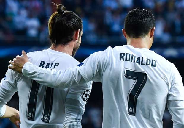 Cristiano Ronaldo culpa a un jugador del Real Madrid del empate contra el Valencia
