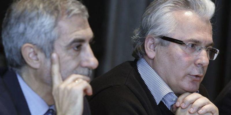 Gaspar Llamazares y el exjuez Baltasar Garzón montan un partido político llamado 'Actúa'