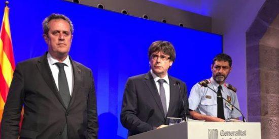 La indignante lista de chapuzas que la Generalitat nos oculta sobre el atentado terrorista de Barcelona