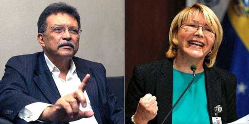 La exfiscal Ortega y su marido pasan a la clandestinidad para huir del chavismo