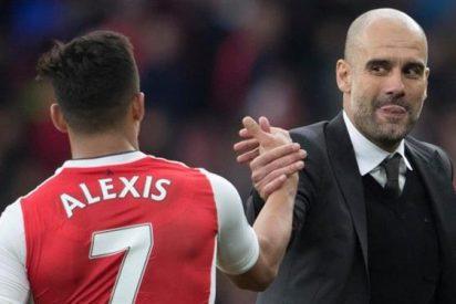 ¡Guardiola rompe el mercado! La nueva (y bestial) oferta del City por Alexis Sánchez