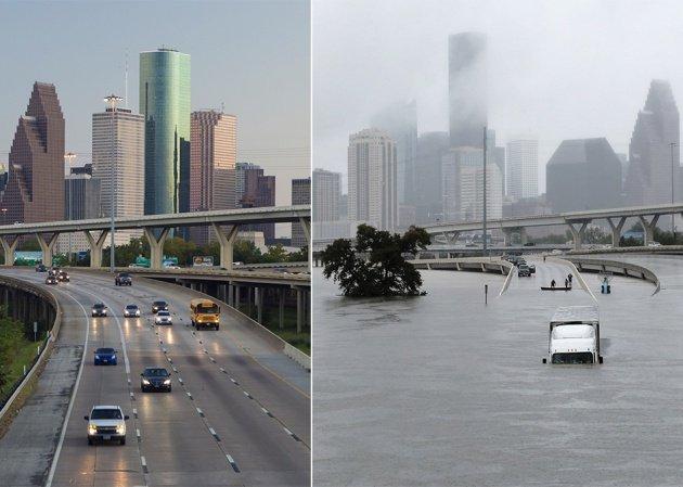 La Iglesia USA se moviliza por las víctimas del huracán Harvey