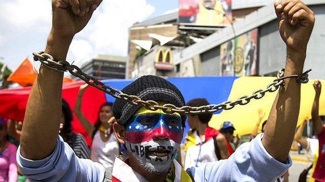 La dictadura chavista ha empujado al exilio a más de dos millones de venezolanos