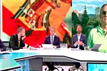 Alta tensión entre Hilario Pino y el portavoz de la Fundación Francisco Franco