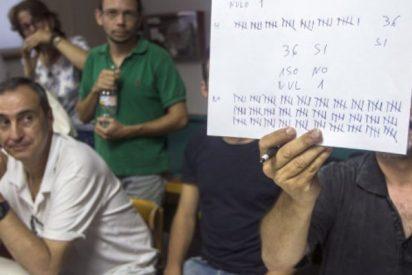 Los 'securatas' del Aeropuerto del Prat rechazan el acuerdo y mantienen la huelga indefinida