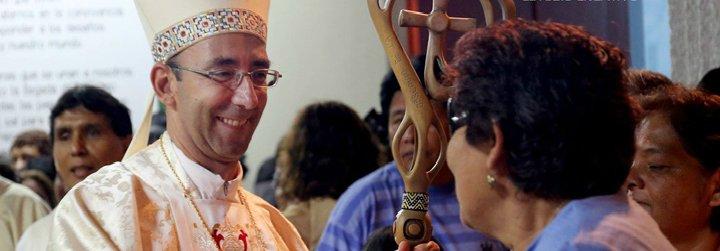Martínez de Aguirre confirma que el Papa se reunirá con pueblos indígenas en Puerto Maldonado