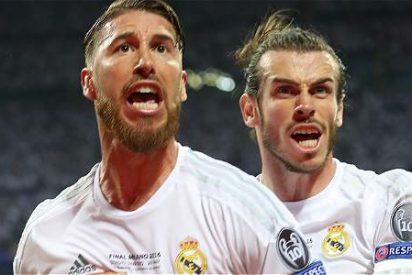 Sergio Ramos la lía con Gareth Bale (y un crack del Real Madrid le canta las cuarenta)