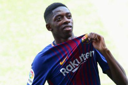 El Barcelona no se conforma con el fichaje de Dembélé y va por otros dos refuerzos