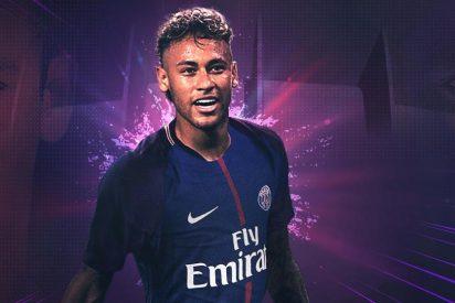 Neymar torpedea un fichaje del Real Madrid nada más llegar al PSG