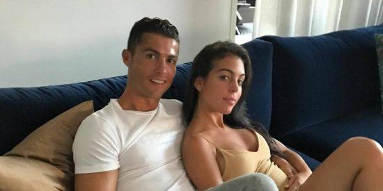 ¿Quieres saber el sexo del bebé que esperan Cristiano Ronaldo y Georgina Rodríguez?