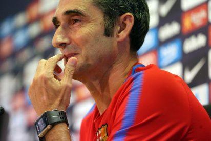 La puñalada de Valverde a un canterano del Barça (con enfado mayúsculo en el vestuario)
