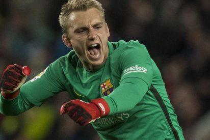 El jugador del Barça que le da con la puerta en las narices a un grande de Europa