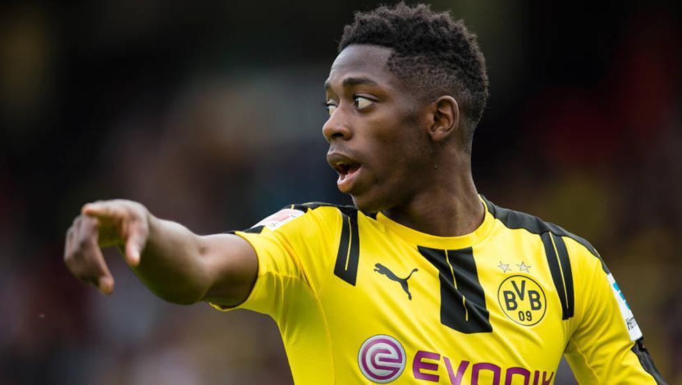 El crack del Borussia Dortmund que liquida a Dembelé en el Barça