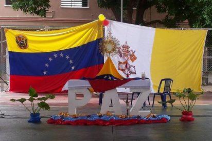 """La Asamblea Nacional insta al Papa a pedir un """"canal humanitario"""" en Venezuela"""